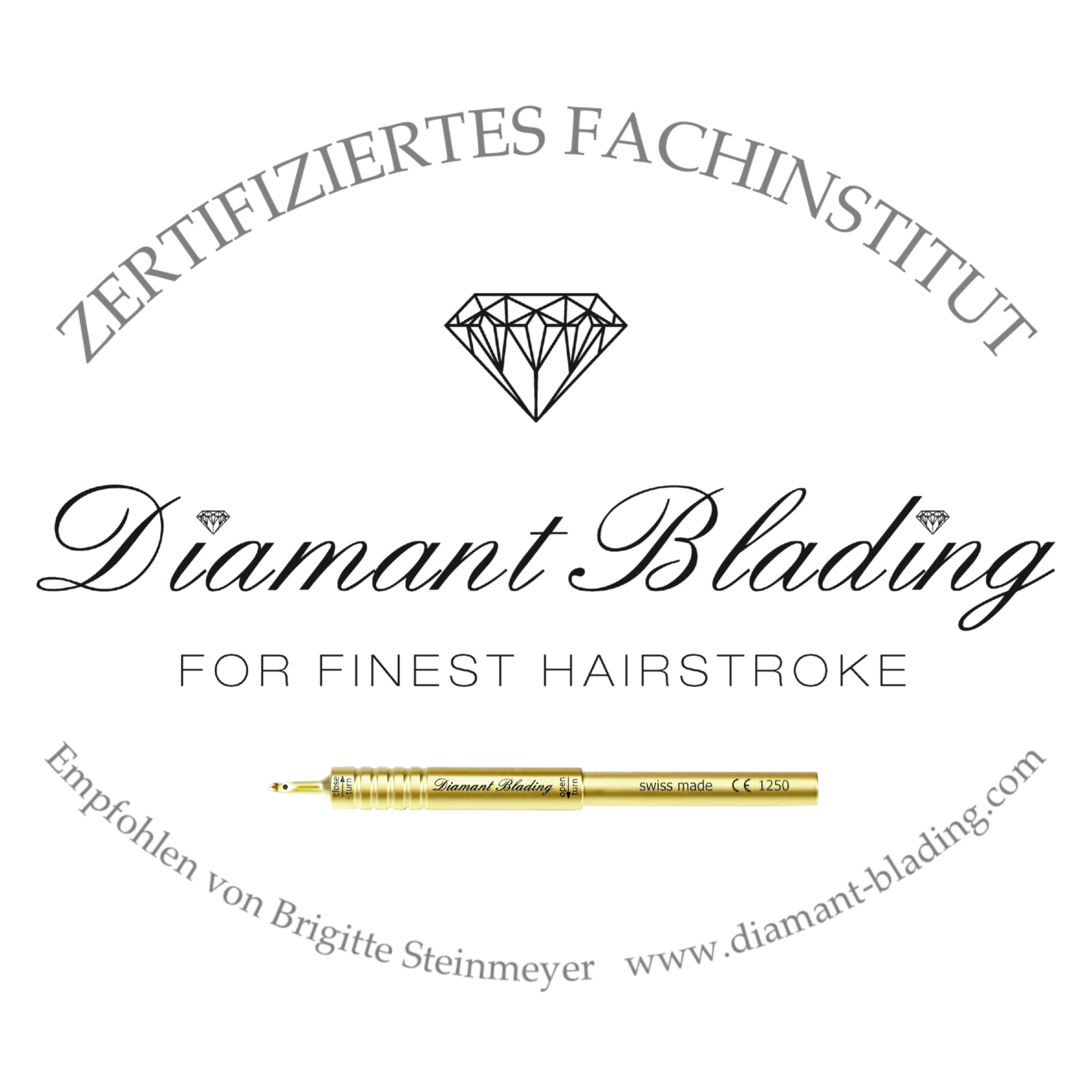 Diamant Blading Fachstudio |KroMED Hamburg |