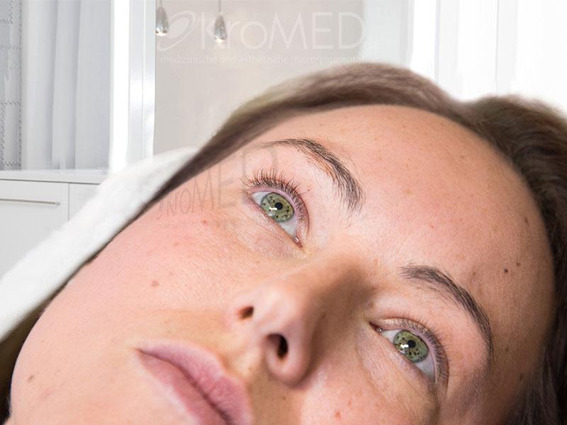 KroMED Hamburg | Kostenfreie Kundenberatung - Erstberatung für ein Permanent Make-up in Hamburg